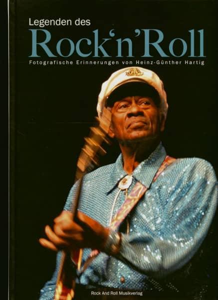 Legenden des Rock'n'Roll - Fotografische Erinnerungen von Heinz-Günther Hartig