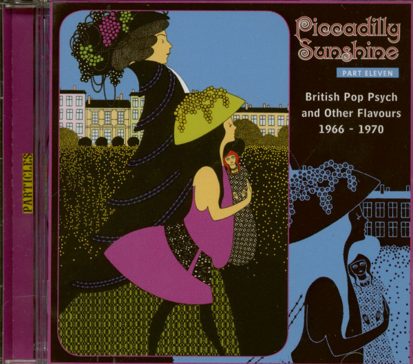 Piccadilly Sunshine Part 11 (CD)