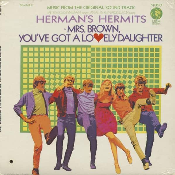 Mrs. Brown You've Got A Lovely Daughter - Soundtrack (LP)