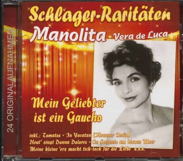 Schlager Raritäten - Mein Geliebter ist ein Gaucho (CD)