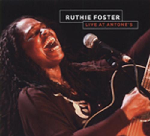 Live At Antone's (CD-DVD)