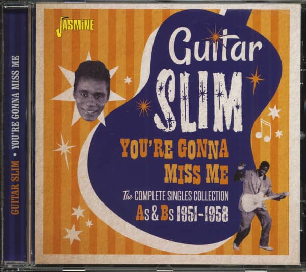 You're Gonna Miss Me - The Complete Singles Collection 1951-1958 (CD)