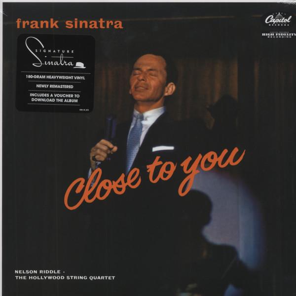 Close To You (LP, 180g Vinyl)
