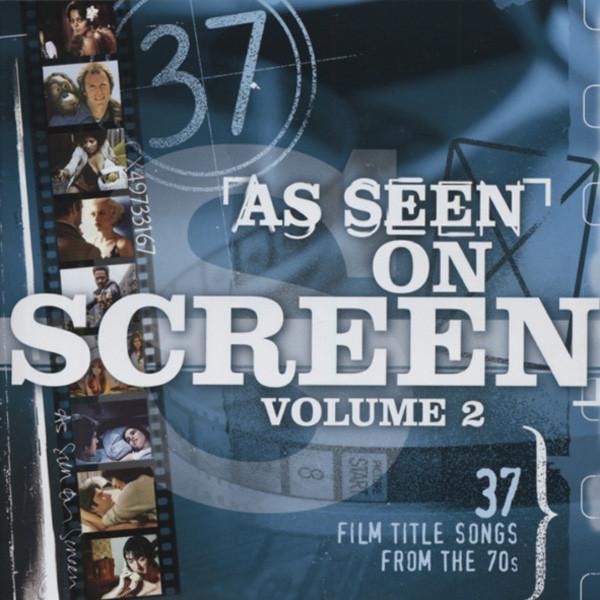 Vol.2, As Seen On Screen - 1970s (2-CD)