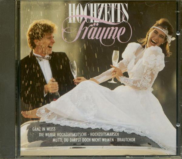 Hochzeit Träume (CD)
