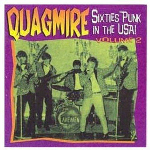 Quagmire-Sixties Punk from the USA Vol.2 (CD)