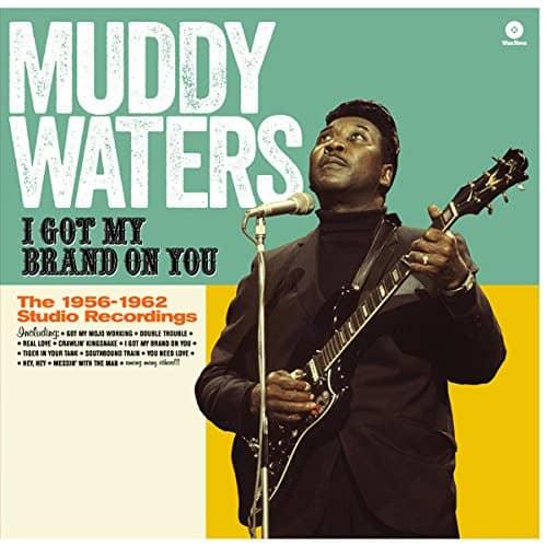 I Got My Brand On You - 180g HD vinyl
