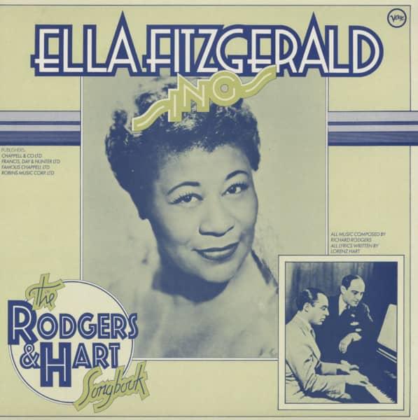 Ella Fitzgerald Sings The Rodgeers & Hart Songbook (2-LP)
