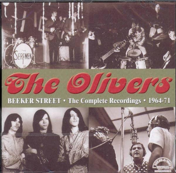 Beeker Street - Complete Recordings 1964-71