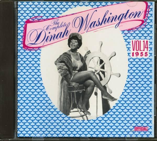 The Complete Dinah Washington Vol.14 (CD)