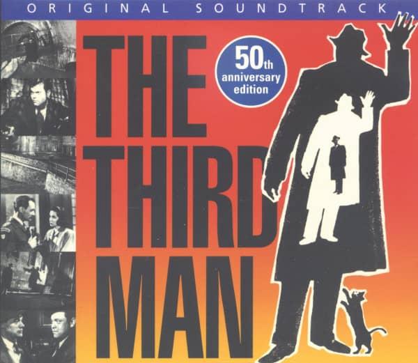 The Third Man - 50th Anniversary Edition - Original Soundtrack Plus! (CD)