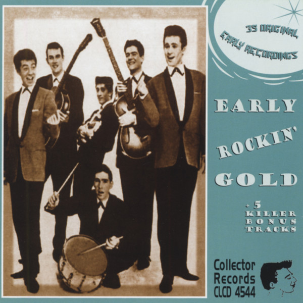 Early Rockin' Gold