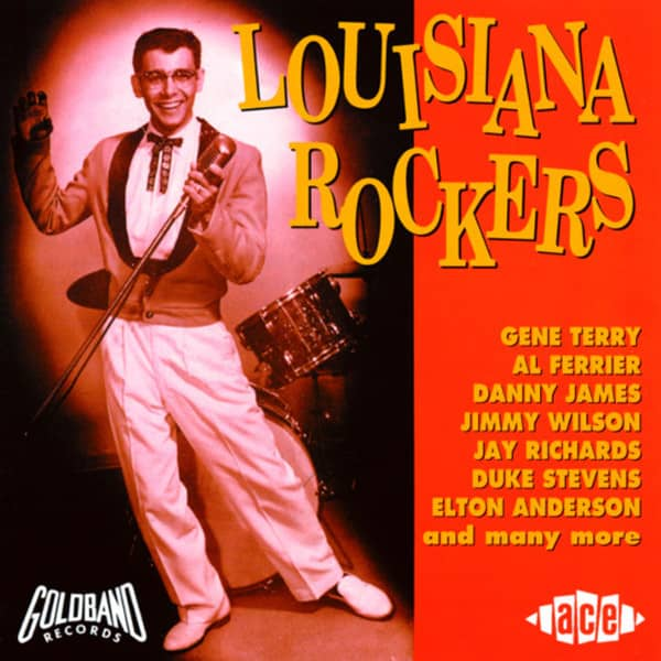 Louisiana Rockers (Goldband)