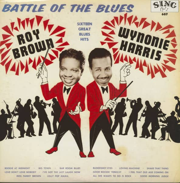 Battle Of The Blues, Vol.1 (LP)