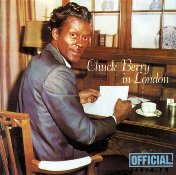 Chuck Berry In London (CD)