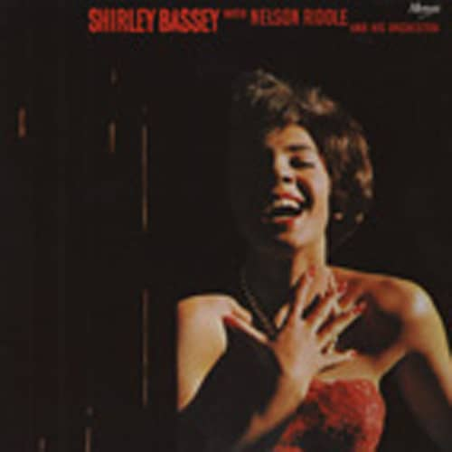 Let's Face The Music - Shirley Bassey With Nelson Riddle (LP)