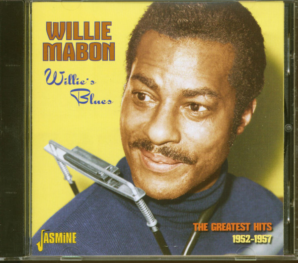 Willie's Blues (CD)