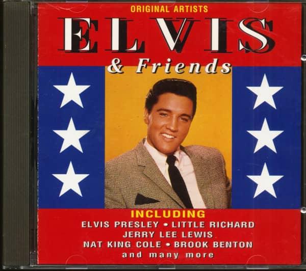 Elvis & Friends (CD)