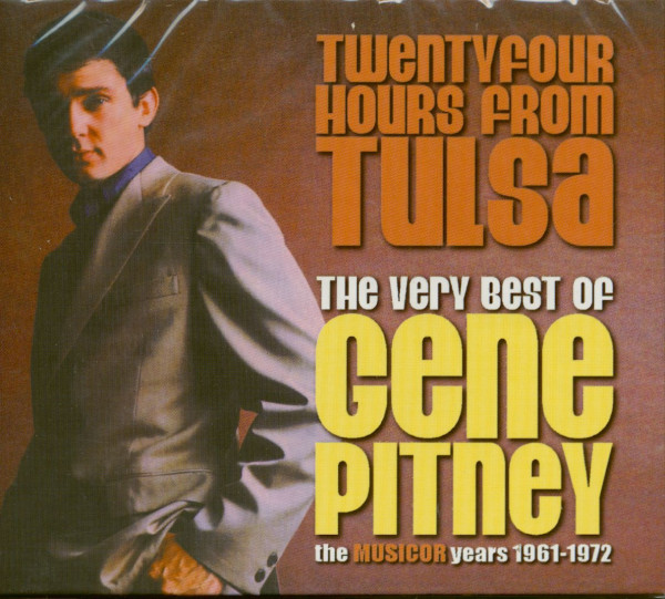 Twentyfour Hours From Tulsa - The Very Best Of Gene Pitney (3-CD)