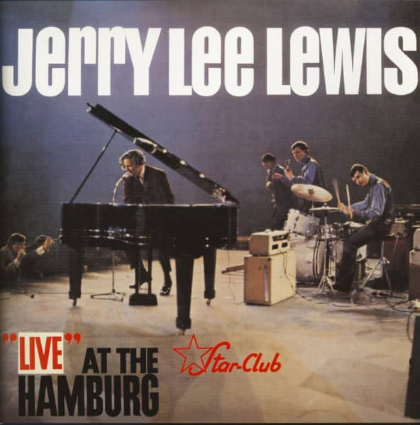 Live At The Star-Club Hamburg (LP, 180g Vinyl)
