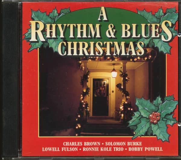 A Rhythm & Blues Christmas (CD)