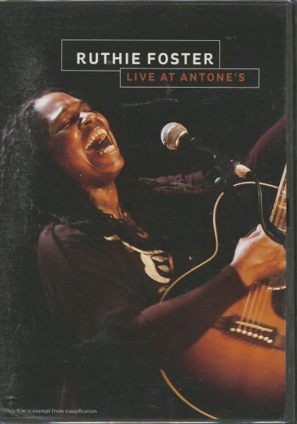 Live At Antone's (DVD)