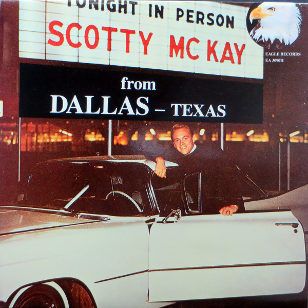 Tonight In Person - From Dallas, Texas (Vinyl-LP)