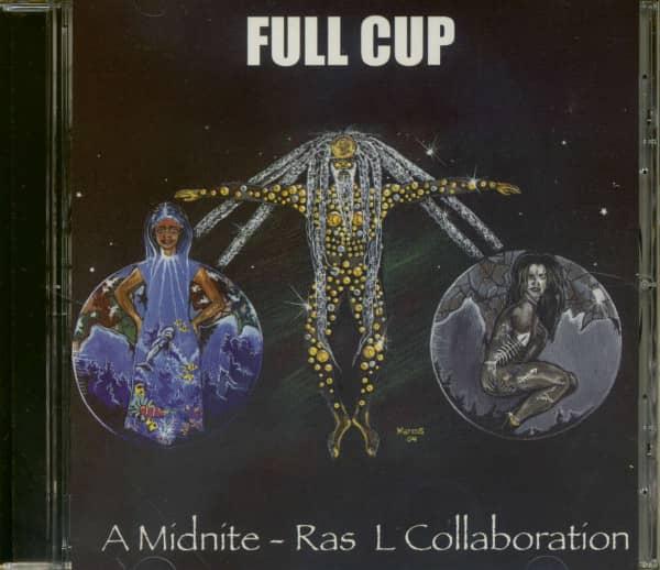 Full Cup - A Midnite - Ras L Collaboration (CD)