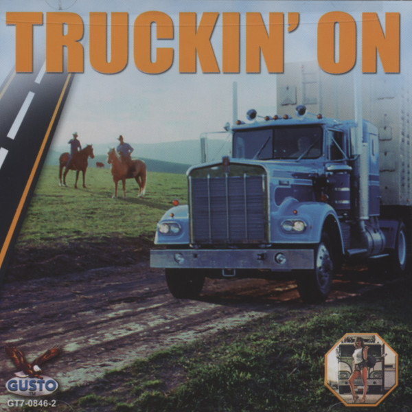 Truckin' On (CD)