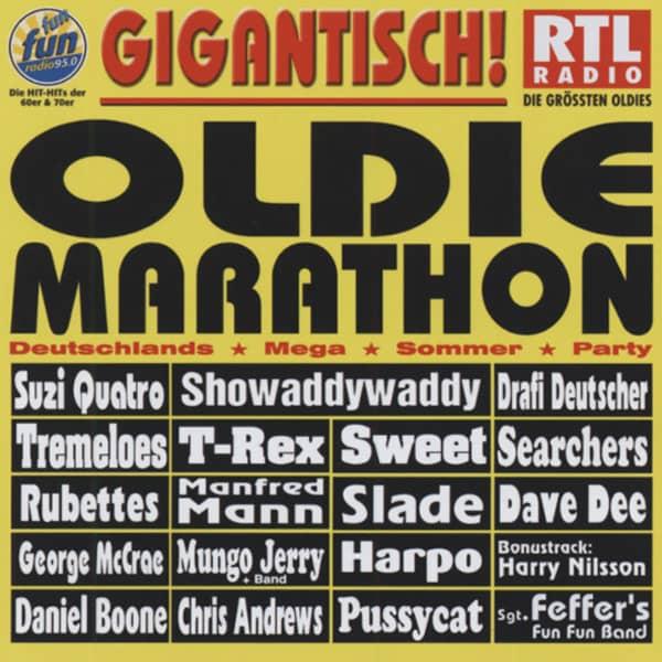 Oldie Marathon (2-CD)