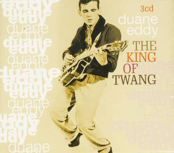 The King Of Twang (3-CD)