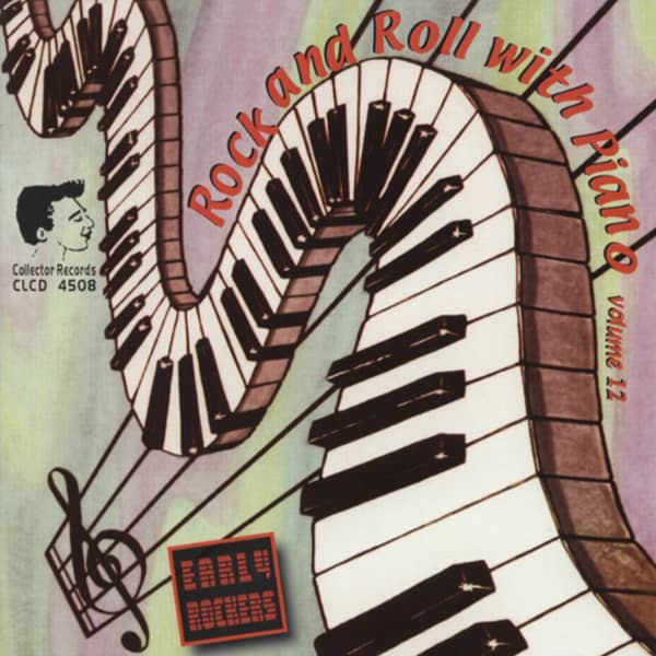 Vol.12, Rock & Roll With Piano