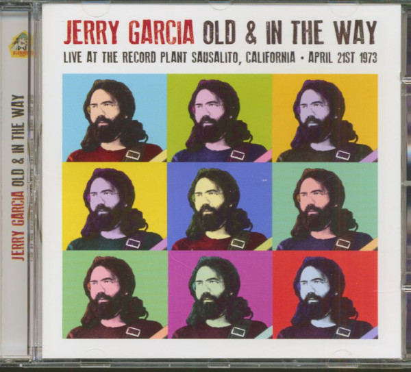 Old & In The Way - Live At The Record Plant Sausalito, California, 1973 (CD)