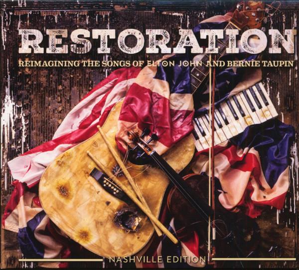 Restoration - Reimagining The Songs Of Elton John & Bernie Taupin (CD)