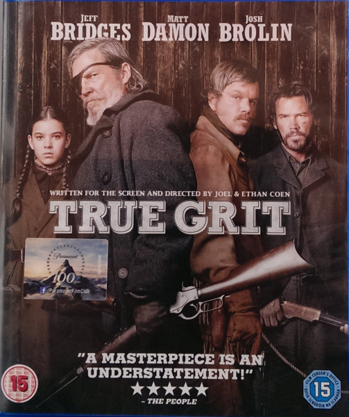 True Grit (2010 - BluRay)