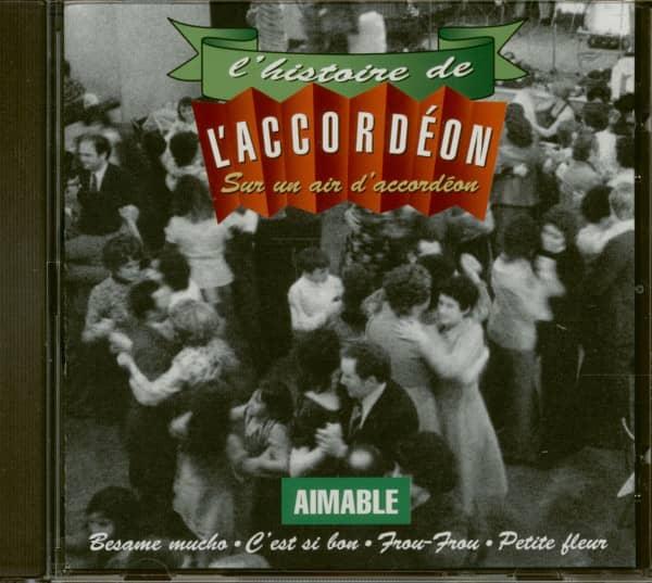 Sur Un Air D'accordeon (CD)
