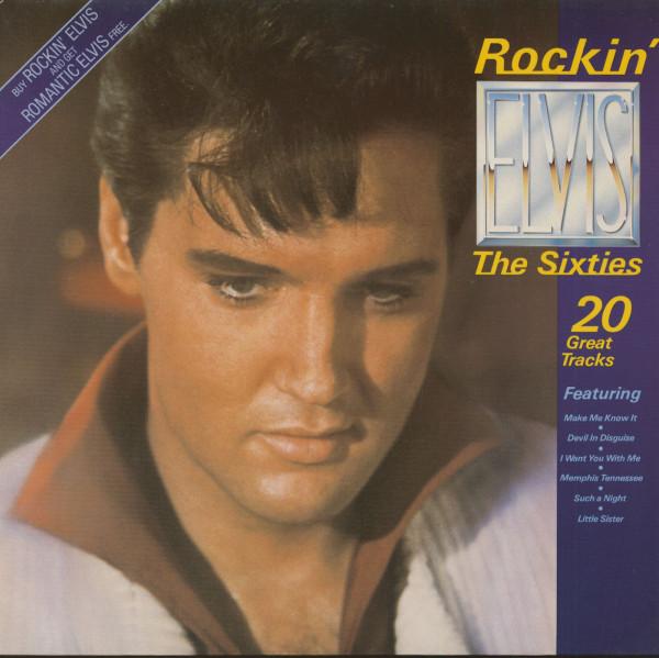 Rockin' Elvis (The Sixties) - Romantic Elvis (2-LP)