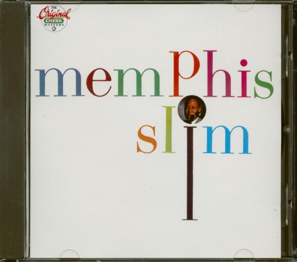 Memphis Slim (CD)