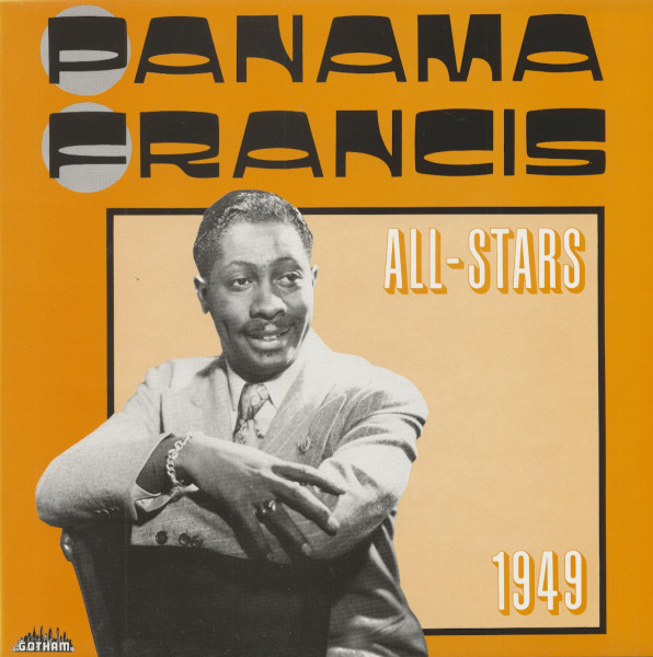 Panama Francis All-Stars - 1949 (LP)