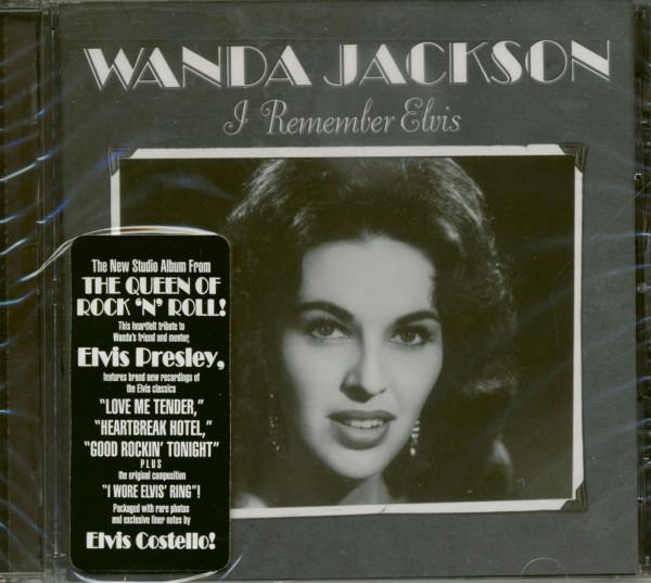 I Remember Elvis (CD)