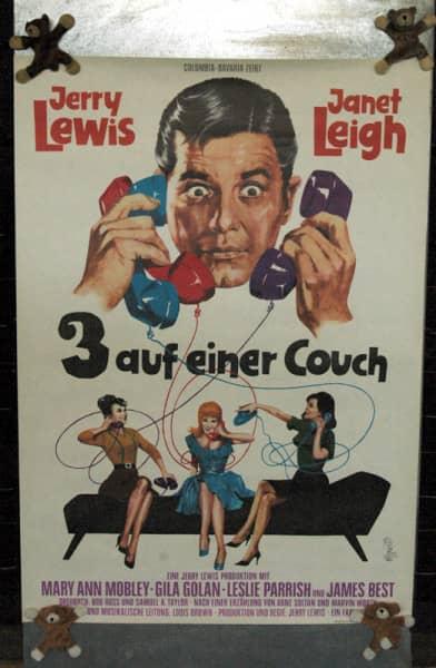 Drei auf einer Couch (J. Lewis - J. Leigh)