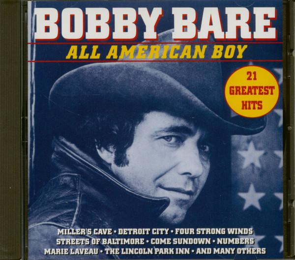 All American Boy (CD)