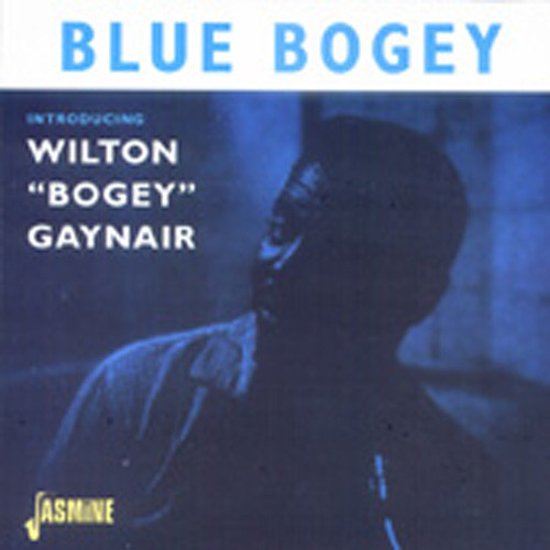 Introducing Wilton 'Bogey' Gaynar