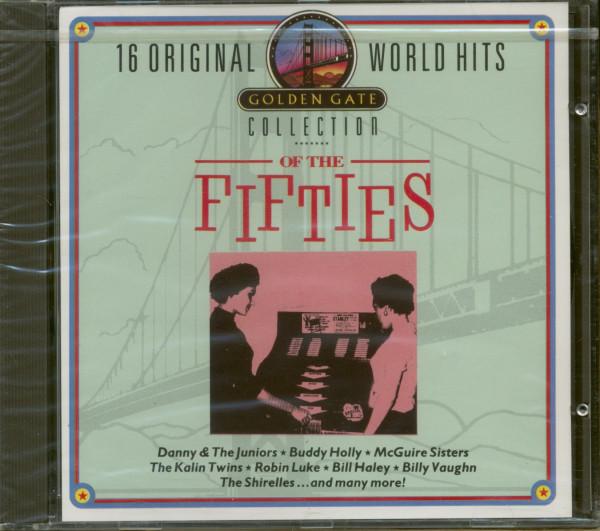 16 Original World Hits Of The 50's (CD)