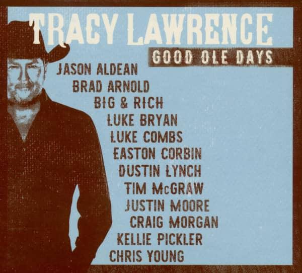 Good Ole Days (CD)