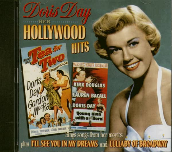 Her Hollywood Hits (CD)