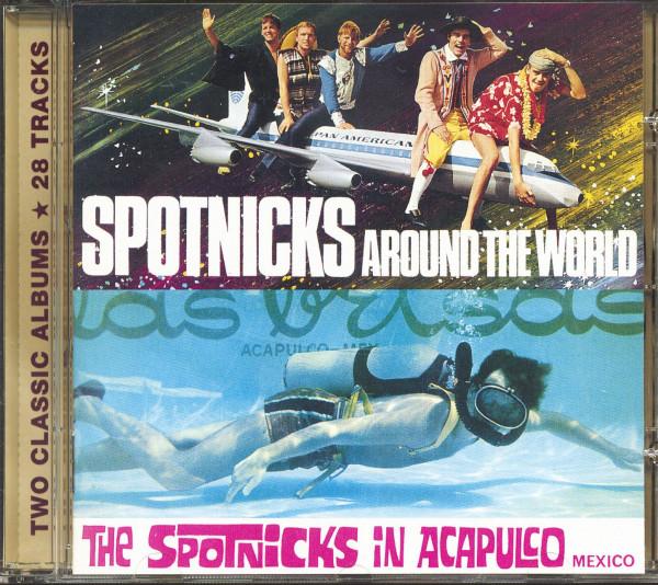 Spotnicks Around The World - Spotnicks In Acapulco (CD)