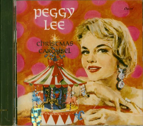 Christmas Carousel (CD, Cut-Out)