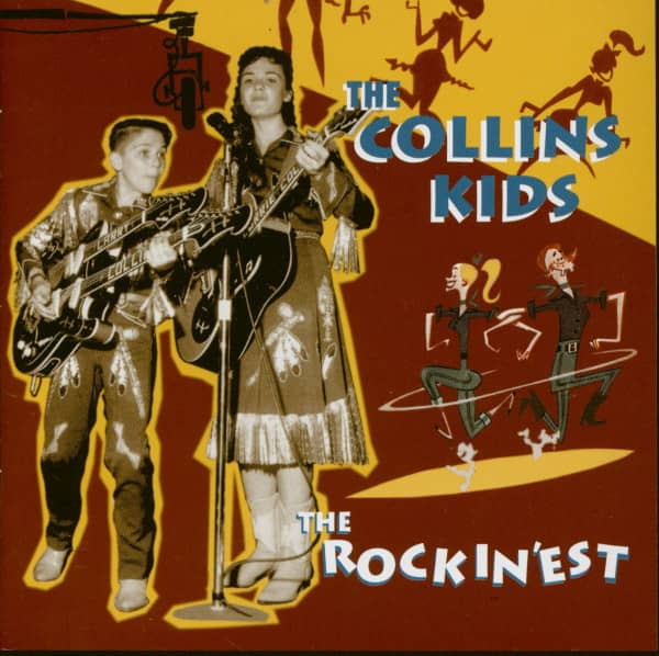 The Rockin'est (CD)
