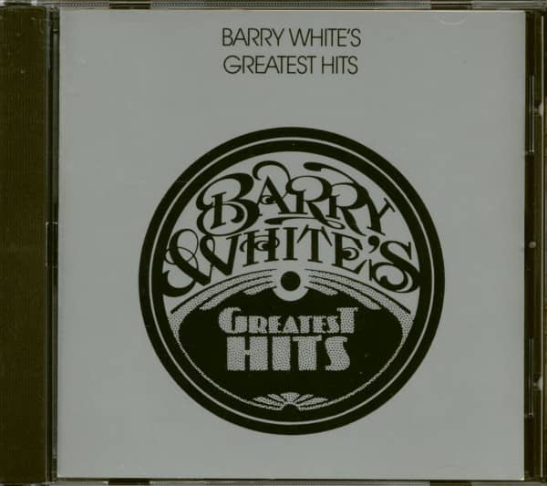 Barry White's Greatest Hits (CD)